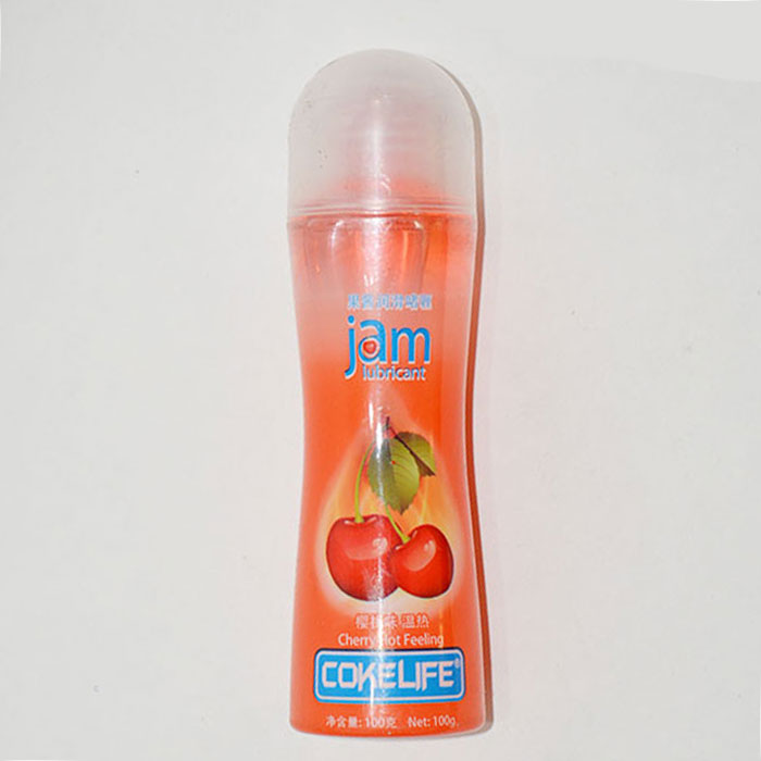 Jam Lubricant cherry hot felling 100g